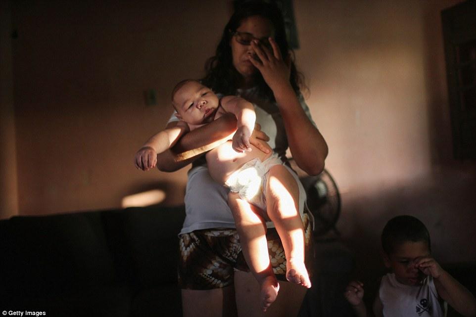 Chùm ảnh: Dịch bệnh Zika đầu nhỏ - nỗi khiếp sợ của toàn thế giới - Ảnh 19.
