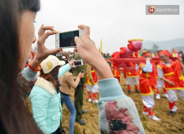 Lễ hội rước của quý độc nhất vô nhị ở Lạng Sơn - Ảnh 14.
