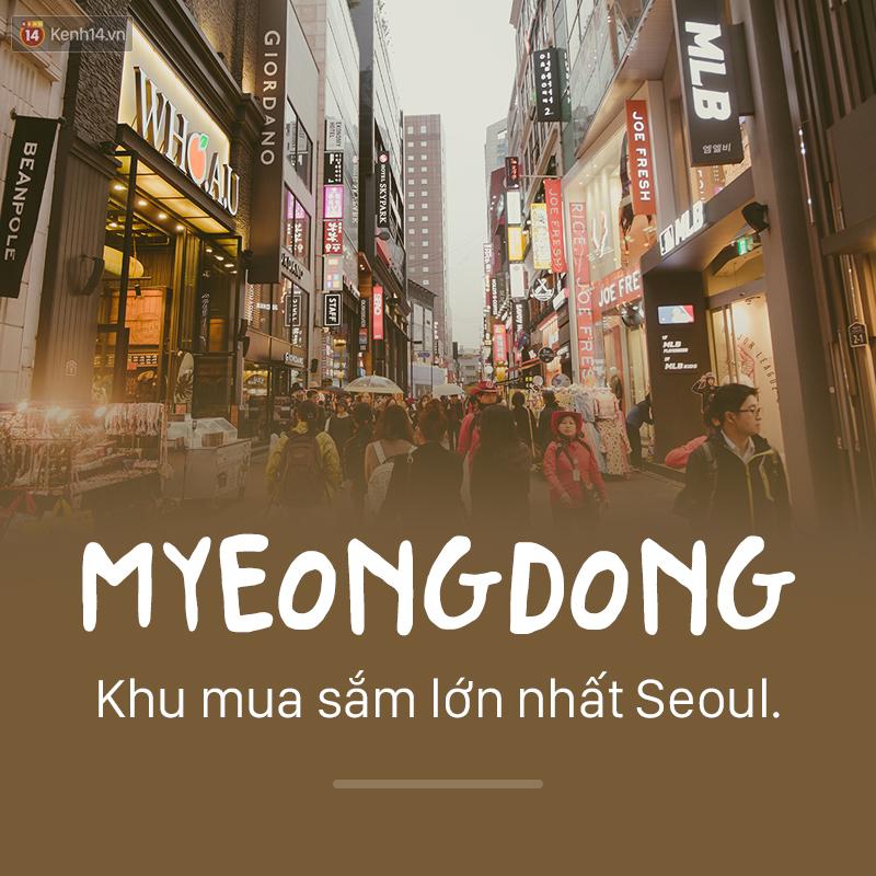 13 địa điểm bạn nhất định phải ghé thăm nếu đi Seoul xuân hè này! - Ảnh 4.