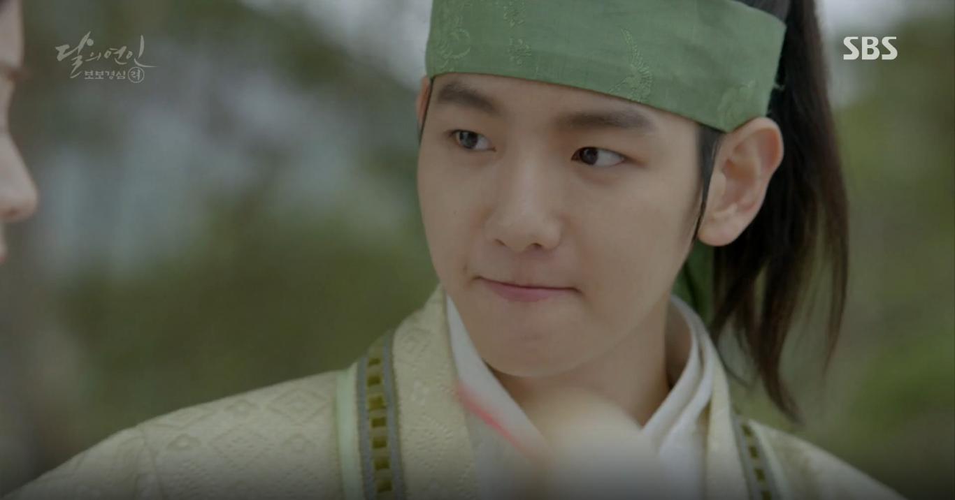 Moon Lovers: Tứ hoàng tử Lee Jun Ki thêm một lần xuất hiện kịp thời giải cứu IU - Ảnh 41.