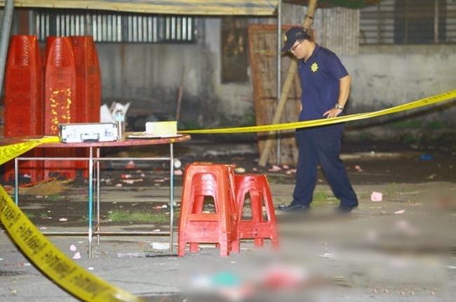 Đại ca xã hội đen khét tiếng Đài Loan bị bắn chết, 3.000 người nối đuôi nhau đến đưa tang - Ảnh 12.