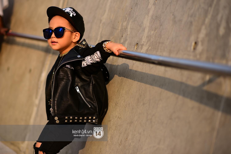 Hoàng Ku, Châu Bùi, Min xuất hiện cực nét cùng fashionista Hàn tại Tuần lễ thời trang ngày 3 - Ảnh 12.