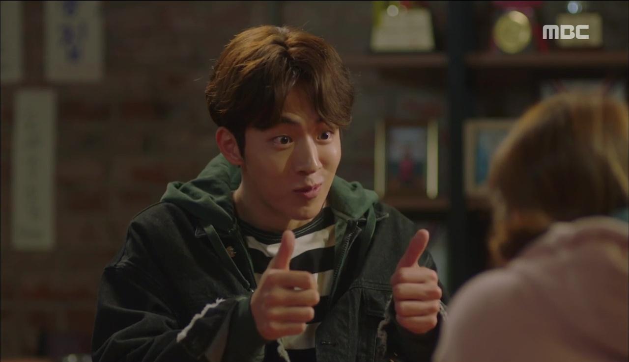 """""""Tiên Nữ Cử Tạ"""": Ngỡ được Lee Sung Kyung hôn, Nam Joo Hyuk đưa mặt hưởng thụ và nhận cái kết bất ngờ - Ảnh 16."""