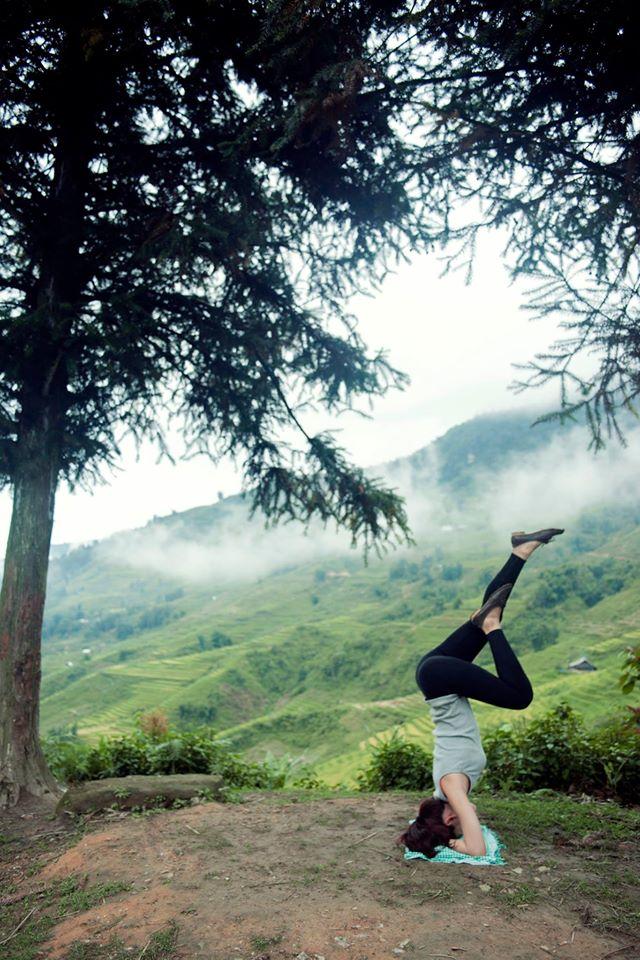 Tập Yoga tại tất cả mọi nơi mình đi qua - cô gái người Việt này đang truyền cảm hứng cho rất nhiều người! - Ảnh 6.