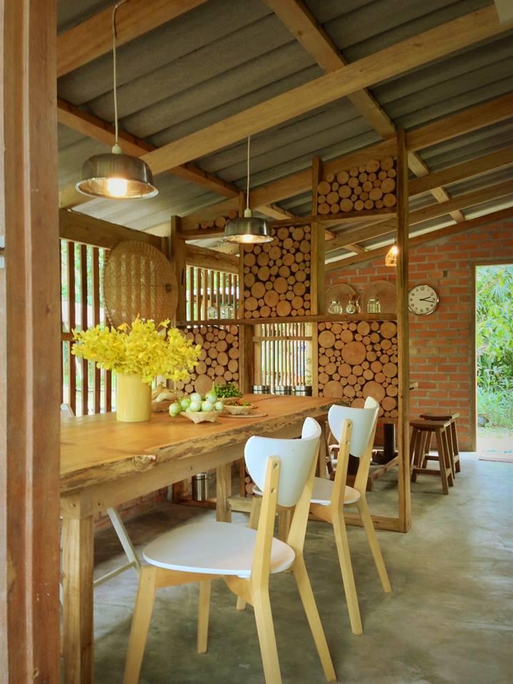 Ngôi nhà giữa vườn rau này đang được cư dân mạng Việt share điên đảo! - Ảnh 23.
