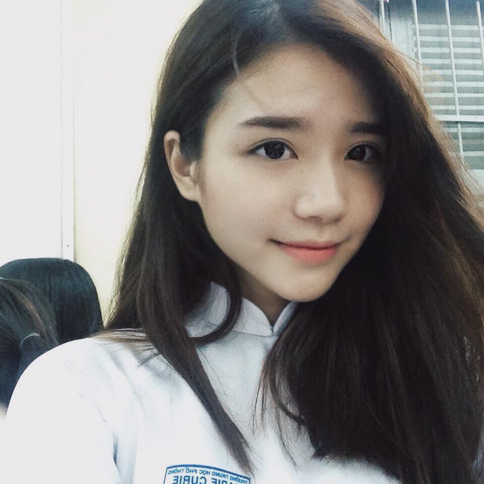 Cô nữ sinh Sài Gòn tên lạ, mặt xinh: Vương Hoàng Mai Diz - Ảnh 9.