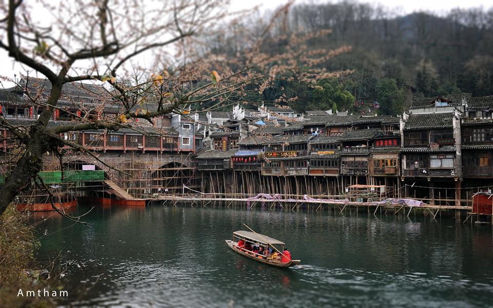 Cảnh đẹp mê mẩn của Phượng Hoàng cổ trấn sẽ khiến bạn ước ao một lần được đến - Ảnh 11.