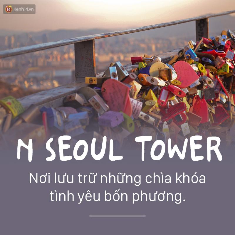 13 địa điểm bạn nhất định phải ghé thăm nếu đi Seoul xuân hè này! - Ảnh 5.