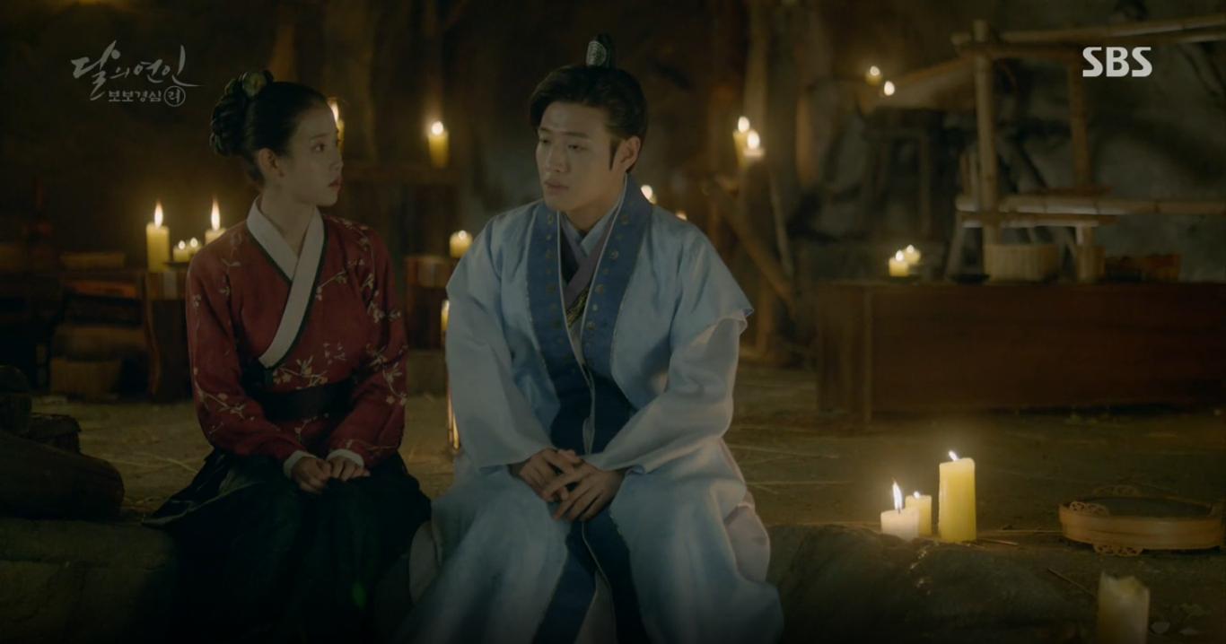 Moon Lovers: Anh Tư Lee Jun Ki xấu số, uống phải trà hạ độc từ chính mẹ mình - Ảnh 13.