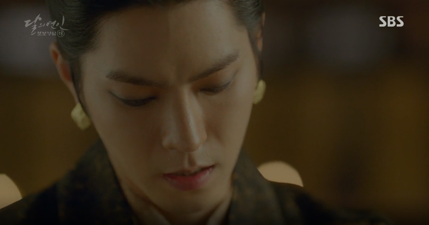 """Moon Lovers: """"Mười"""" Baekhyun suýt toi mạng dưới tay… bố vợ - Ảnh 24."""