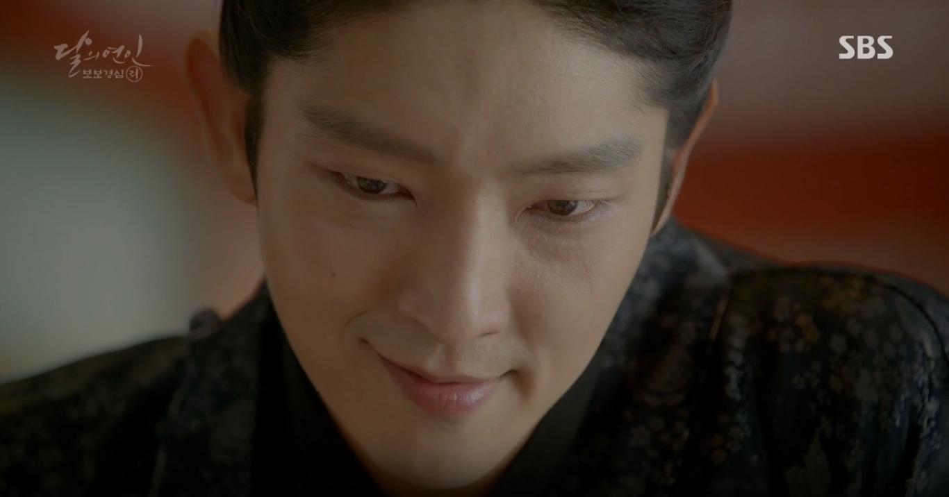 """""""Moon Lovers"""": Lee Jun Ki vừa được IU phong vua đã lập hậu - Ảnh 14."""