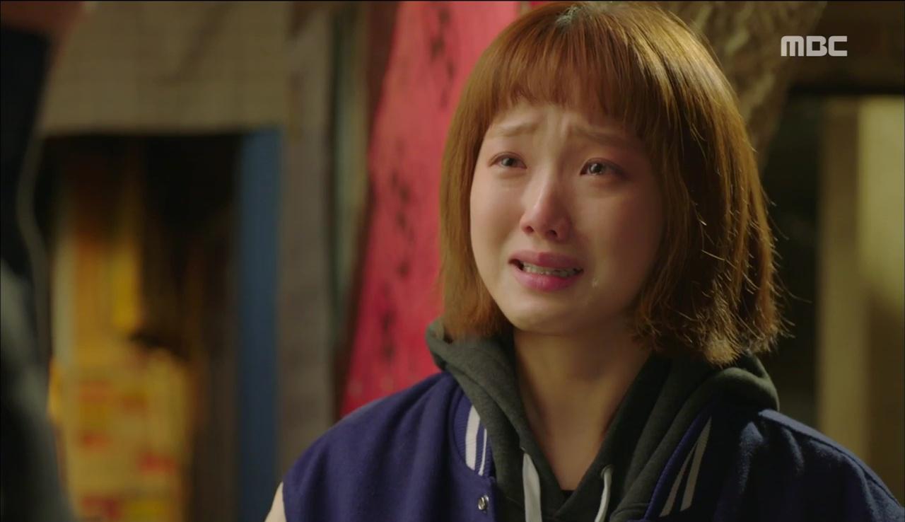 """""""Tiên Nữ Cử Tạ"""": Vì ghen, Nam Joo Hyuk hôn Lee Sung Kyung để đánh dấu chủ quyền - Ảnh 15."""