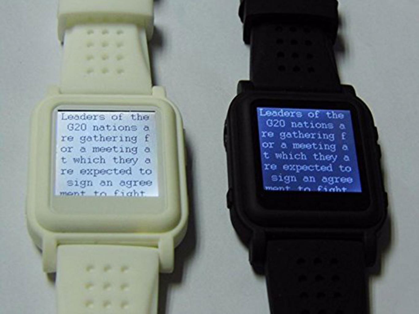 Đồng hồ quay cóp ngang nhiên bày bán công khai trên Amazon - Ảnh 1.