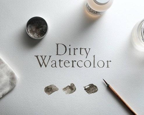 Từ nước thải hóa thành các tác phẩm hội họa ấn tượng - Ảnh 2.