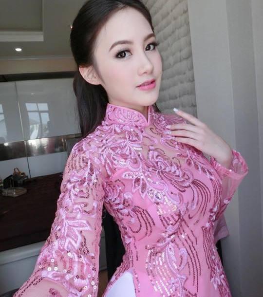 Vừa giàu, vừa xinh, vừa giỏi: Đây chính là hot girl số 1 của Lào, và cô ấy là người gốc Việt! - Ảnh 12.