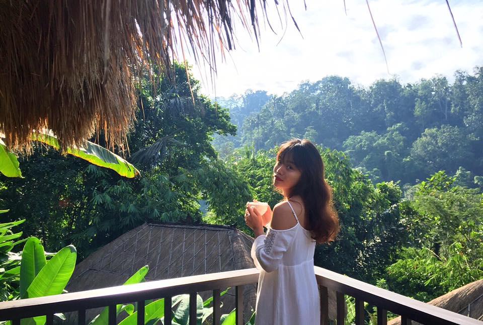 Trải nghiệm 5 sao ở Bali của cô nàng 8x: Lãng mạn, gần với thiên nhiên và cực sang chảnh - Ảnh 1.