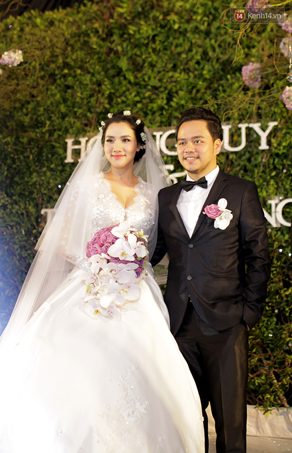 Dàn sao nô nức tham dự lễ cưới của Trang Nhung - Ảnh 18.