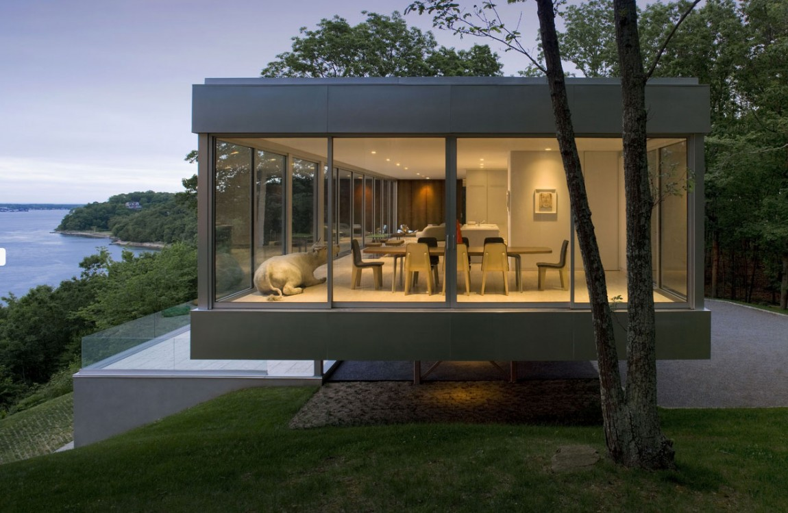 Chiêm ngưỡng 20 ngôi nhà đẹp như mơ làm từ container hàng hóa - Ảnh 13.
