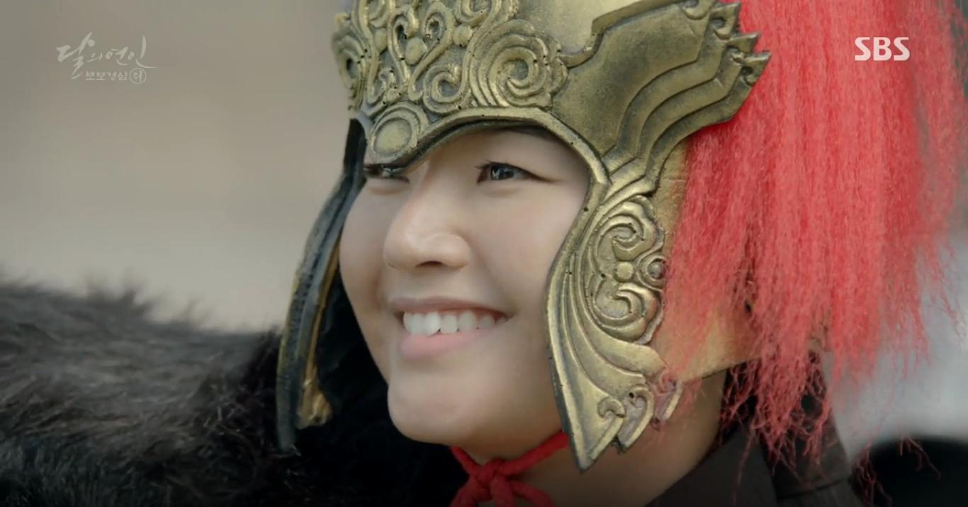 Moon Lovers: Tứ hoàng tử Lee Jun Ki chính thức hạ chiếc mặt nạ trước mặt IU - Ảnh 39.
