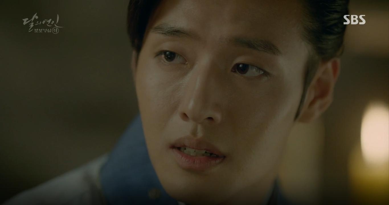 Moon Lovers: Anh Tư Lee Jun Ki xấu số, uống phải trà hạ độc từ chính mẹ mình - Ảnh 14.