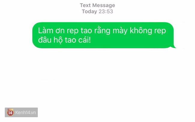 1001 câu để đối phó với những người nhắn tin mãi không thèm trả lời - Ảnh 14.