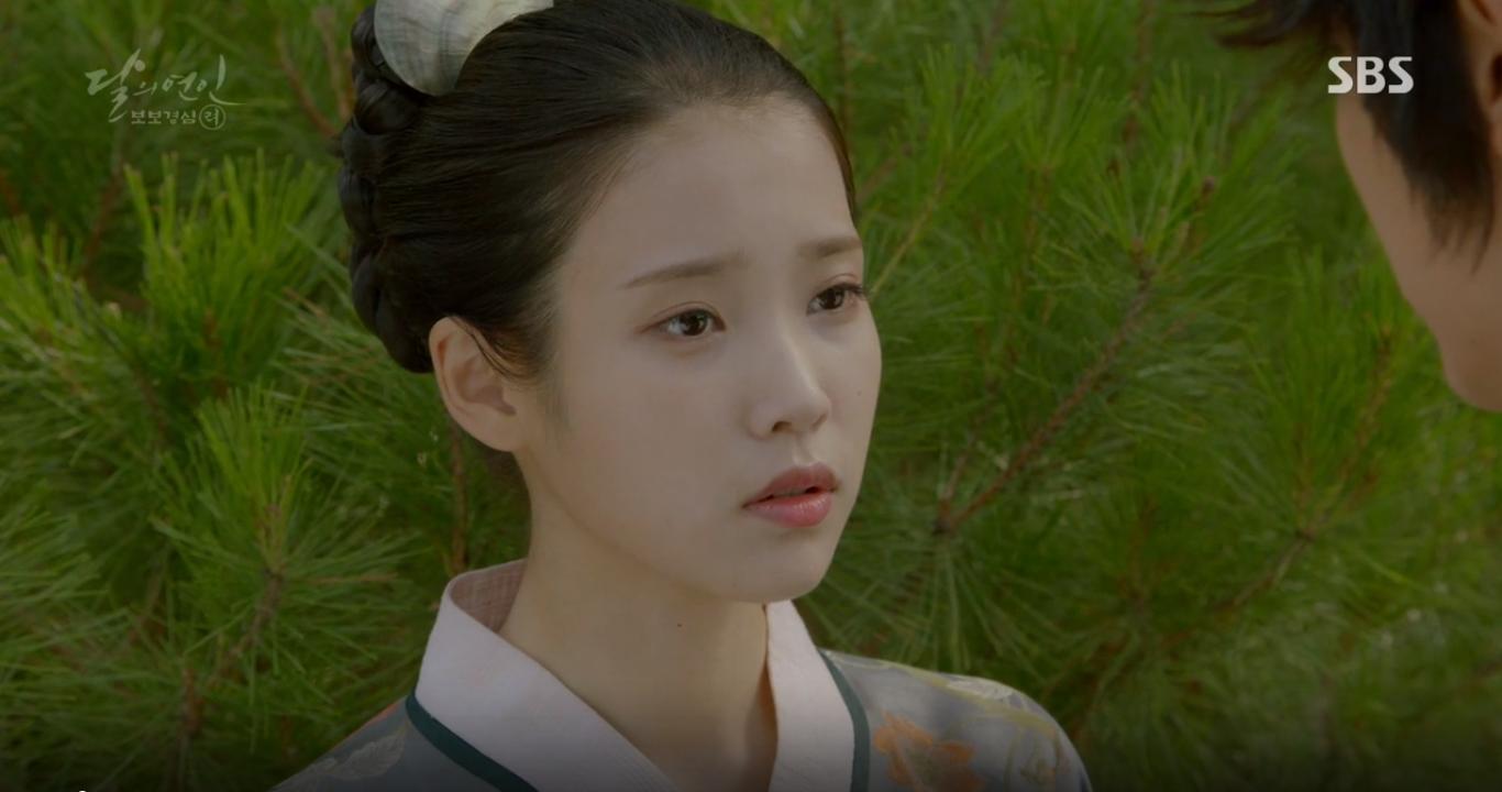 """Moon Lovers: """"Mười"""" Baekhyun chính thức có nụ hôn màn ảnh đầu tiên! - Ảnh 12."""