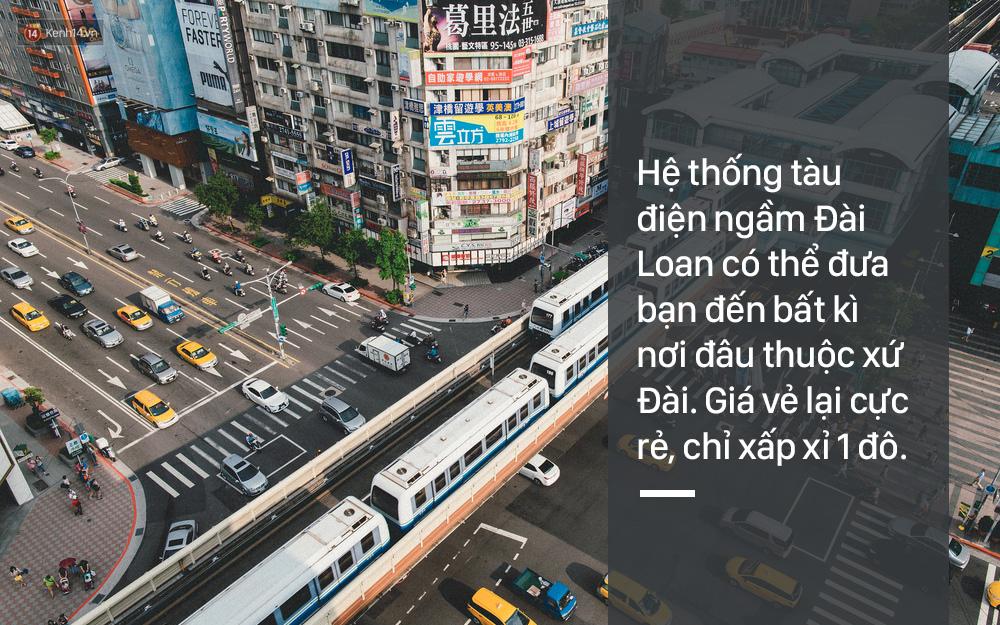 16 lí do tuyệt vời vì sao bạn phải đi Đài Loan ngay trong năm nay! - Ảnh 11.