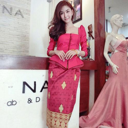 Không thua gì Hàn Quốc, Thái Lan, Lào cũng có đầy hot girl xinh đẹp - Ảnh 28.