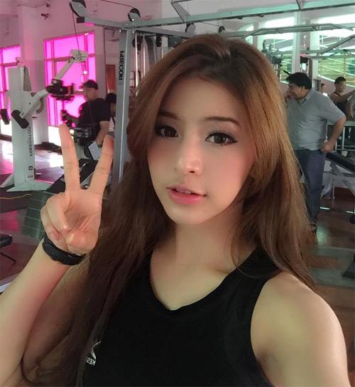 Không thua gì Hàn Quốc, Thái Lan, Lào cũng có đầy hot girl xinh đẹp - Ảnh 21.