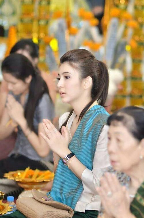 Không thua gì Hàn Quốc, Thái Lan, Lào cũng có đầy hot girl xinh đẹp - Ảnh 22.