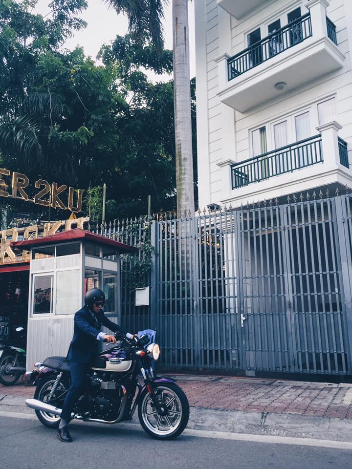 Hôm nay, dân tình siêu choáng với 500 anh em mặc suit, cưỡi motor cực bảnh đi khắp Hà Nội - Ảnh 5.
