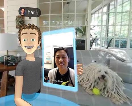 Mark Zuckerberg hân hoan khi con gái biết nói từ đầu tiên trong đời - Ảnh 2.