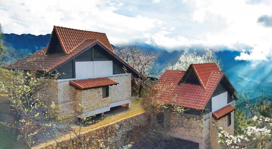 Kết quả hình ảnh cho các khu nghỉ dưỡng, homestay Sapa