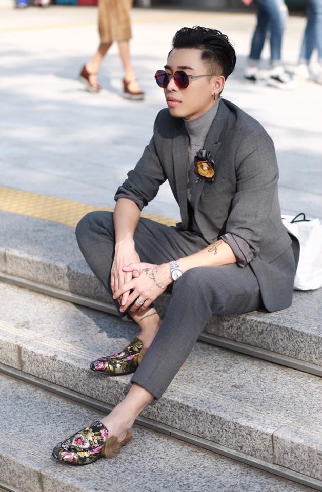 Seoul Fashion Week ngày 4: Châu Bùi và Min cứ xinh chất thế này thì fashionista Hàn có là gì! - Ảnh 8.