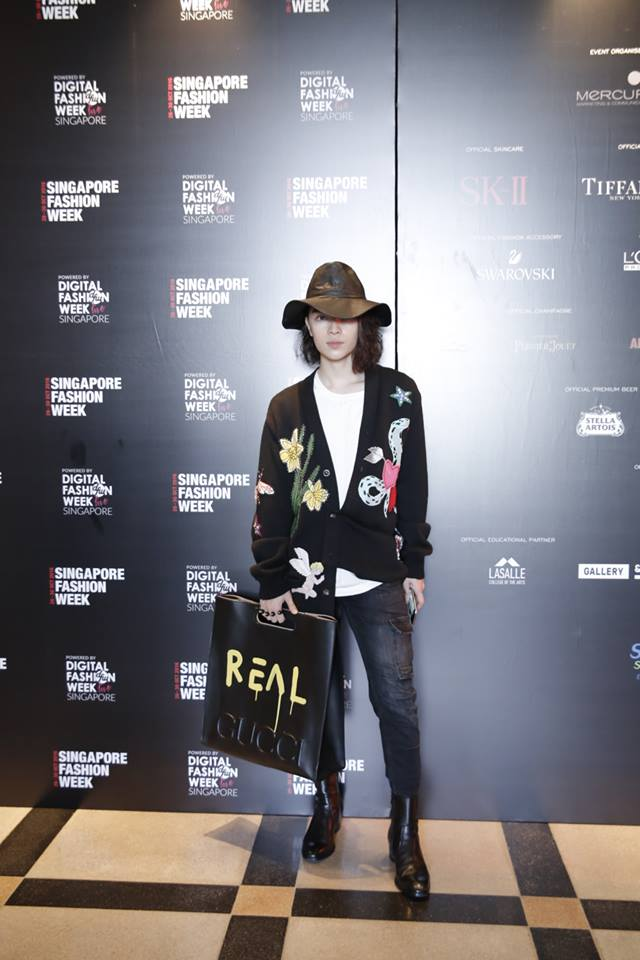 Kelbin Lei chi đến hơn 260 triệu đồng để dự Singapore Fashion Week , đụng túi hiệu với Hồ Ngọc Hà - Ảnh 5.