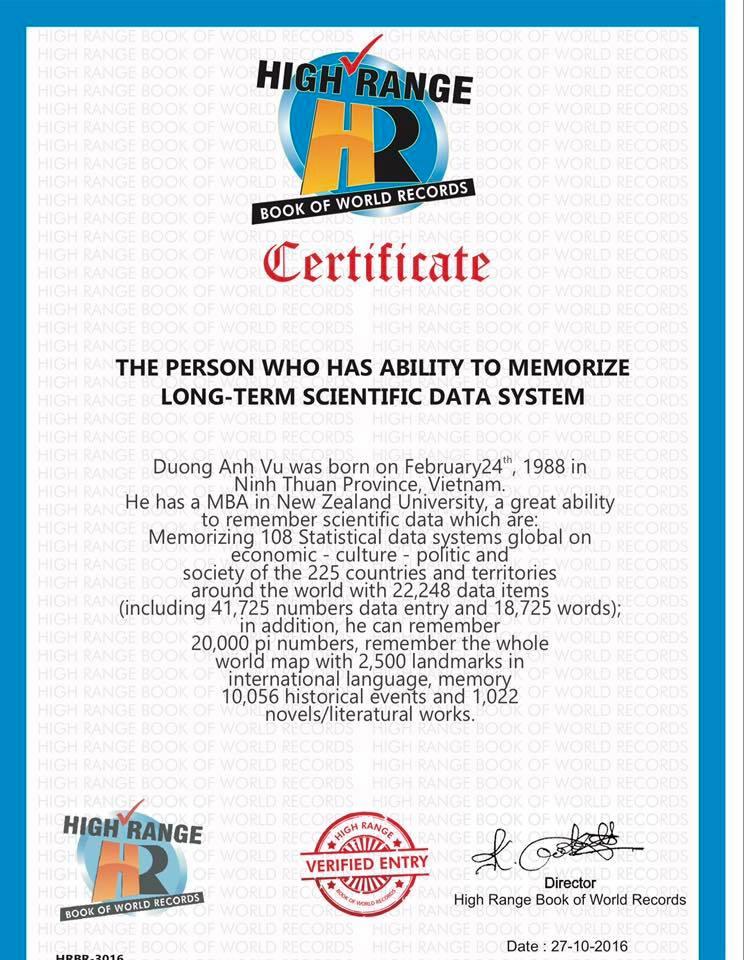 Chàng trai có khả năng nhớ được 20.000 số Pi sau số 3.14 vừa lập thêm 4 kỷ lục thế giới về trí nhớ - Ảnh 5.