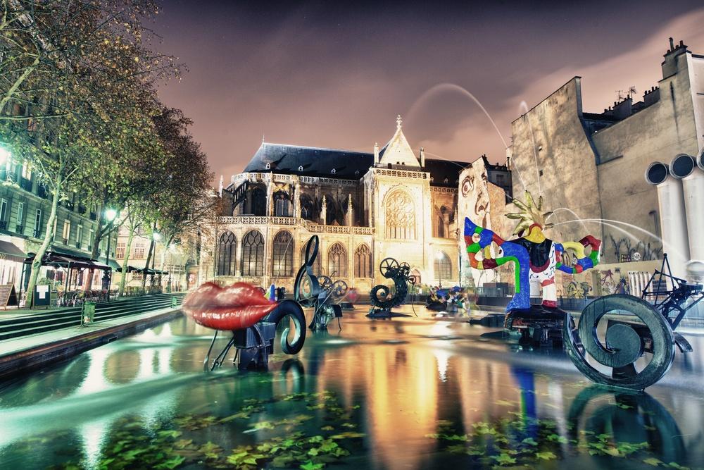 Đây chính là 16 kiệt tác đài phun nước đẹp nhất thế gian - Ảnh 12.
