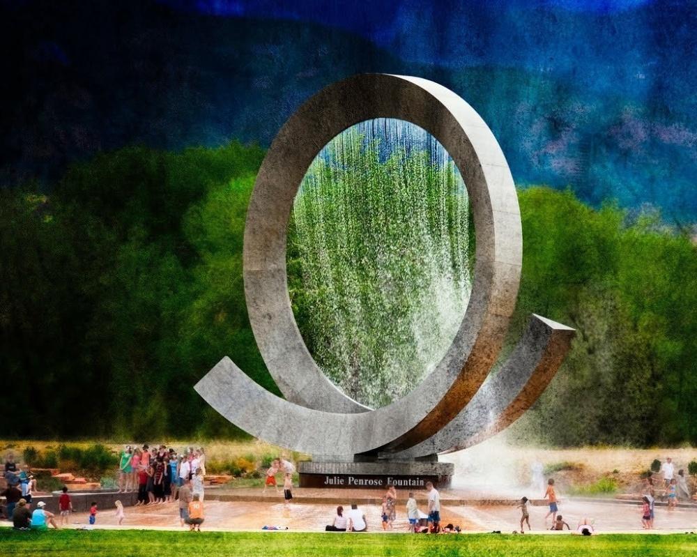 Đây chính là 16 kiệt tác đài phun nước đẹp nhất thế gian - Ảnh 2.
