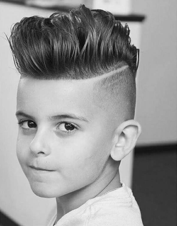 14 cậu nhóc để tóc chất đến nỗi người lớn cũng phải chào thua - Ảnh 12.