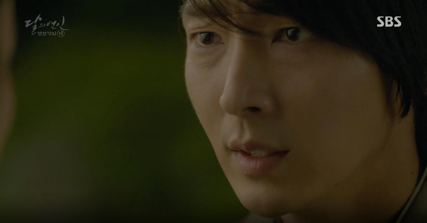 Moon Lovers: Hoàng tử Baekhyun sống chết đòi tự tử để không phải thành thân - Ảnh 28.
