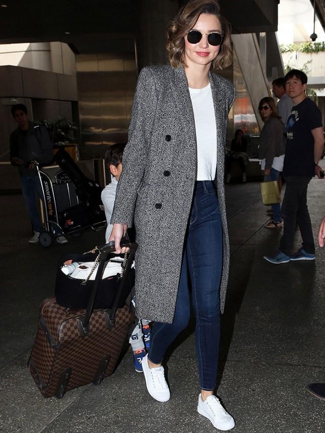Chẳng phải Stan Smith hay Superstar, đây mới là mẫu sneaker trắng được Kendall, Gigi, Miranda mê nhất - Ảnh 16.