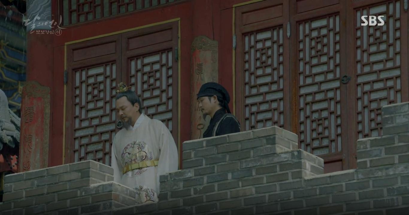 """Moon Lovers: """"Anh Tư"""" Lee Jun Ki tái hiện lại cảnh che mưa kinh điển trong Bộ Bộ Kinh Tâm! - Ảnh 35."""