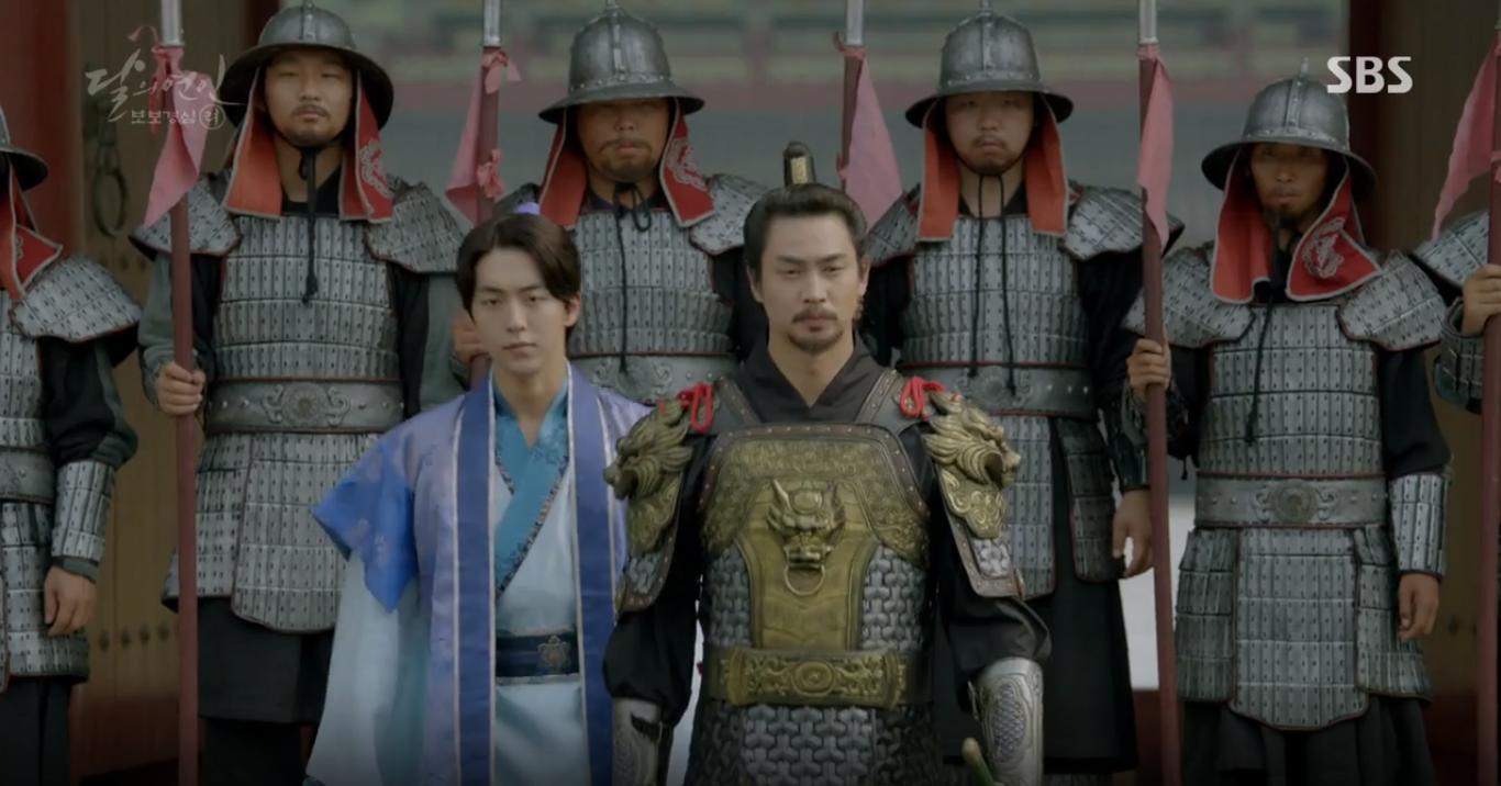 Moon Lovers: Liệu lịch sử thời Goryeo có đúng như IU tiên đoán? - Ảnh 15.