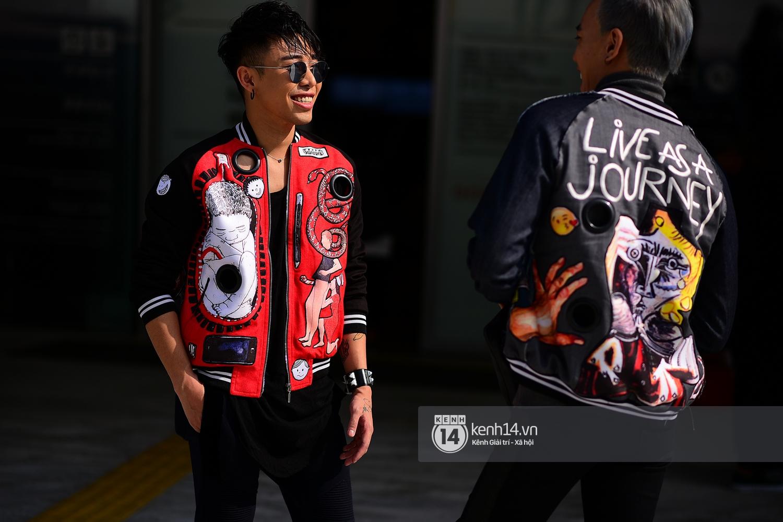 Hoàng Ku, Châu Bùi, Min xuất hiện cực nét cùng fashionista Hàn tại Tuần lễ thời trang ngày 3 - Ảnh 15.