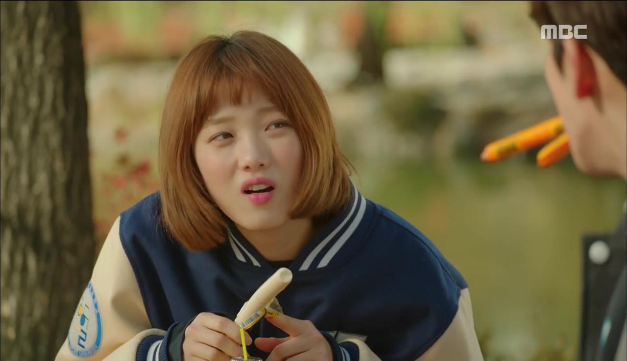 Tiên Nữ Cử Tạ: Sau tất cả, Lee Sung Kyung bật khóc nức nở trên vai Nam Joo Hyuk - Ảnh 16.