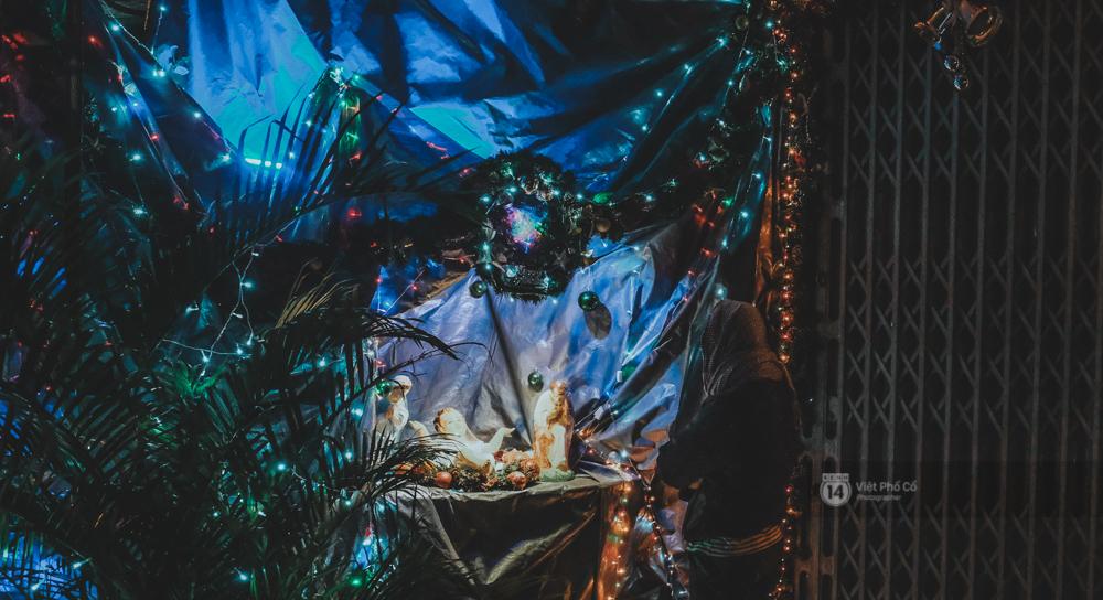 Người Sài Gòn đã tự tay trang trí Giáng sinh cho con hẻm của mình theo cách lãng mạn như thế - Ảnh 18.