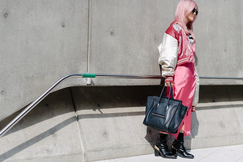 Châu Bùi & Cao Minh Thắng ton-sur-ton, Min diện quần một mất một còn tại Seoul Fashion Week ngày 3 - Ảnh 20.