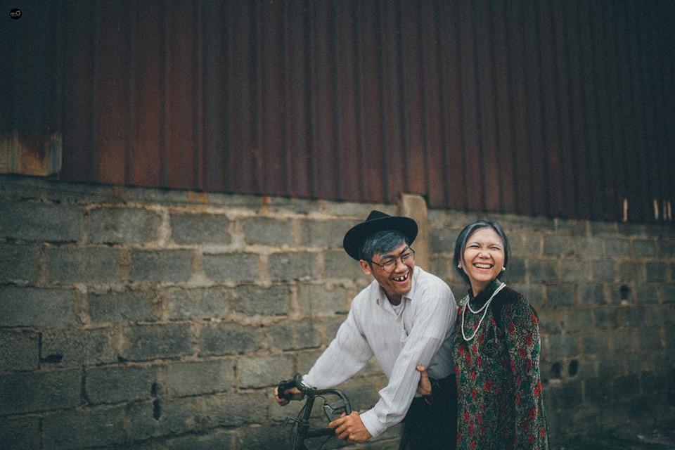 Tình yêu thời ông bà anh ngập tràn hạnh phúc của đôi trẻ 9X - Ảnh 3.