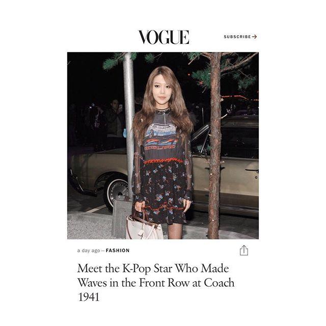 Xúng xính cùng sao Hollywood, Sooyoung được báo Vogue khen hết lời vì mặc đẹp - Ảnh 6.