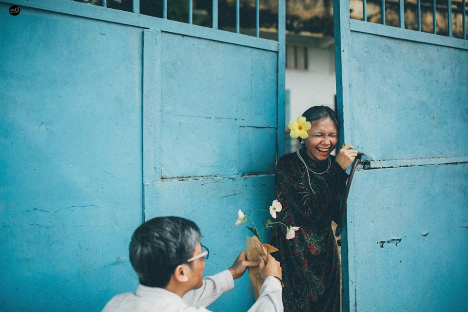 Tình yêu thời ông bà anh ngập tràn hạnh phúc của đôi trẻ 9X - Ảnh 6.